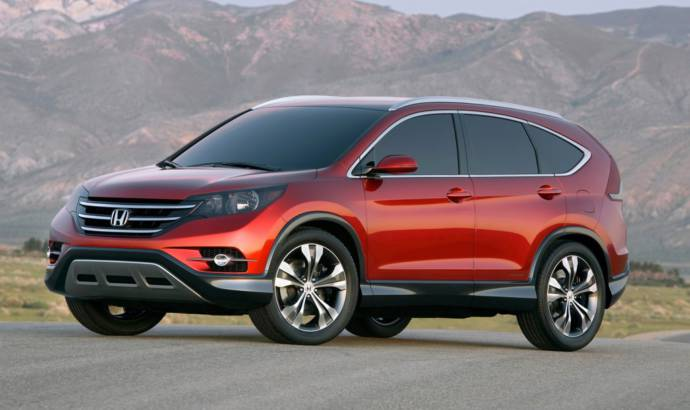 Honda CR-V fails to prove it has an all wheel drive system
