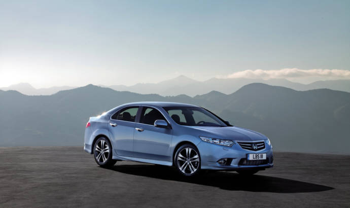 Honda to drop the european version of the Accord