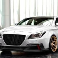 Hyundai and ARK Performance bring Genesis to SEMA