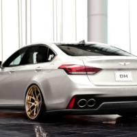 Hyundai and ARK Performance bring Genesis to SEMA