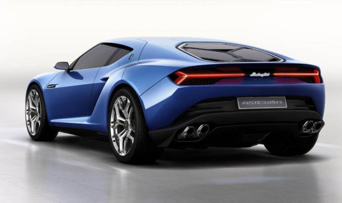 Lamborghini Asterion LPI 910-4 introduced in Paris