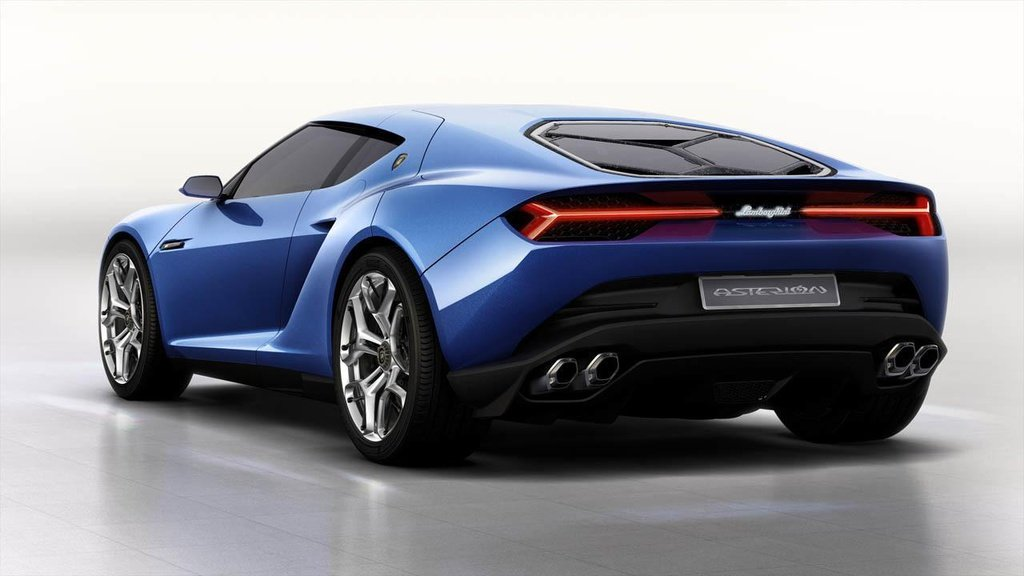 Lamborghini Asterion LPI 910-4 introduced in Paris
