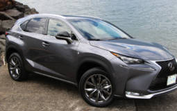 Lexus NX records 800 orders in the UK