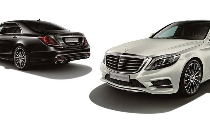 Mercedes S550 Premium Sports to be launched in Japan
