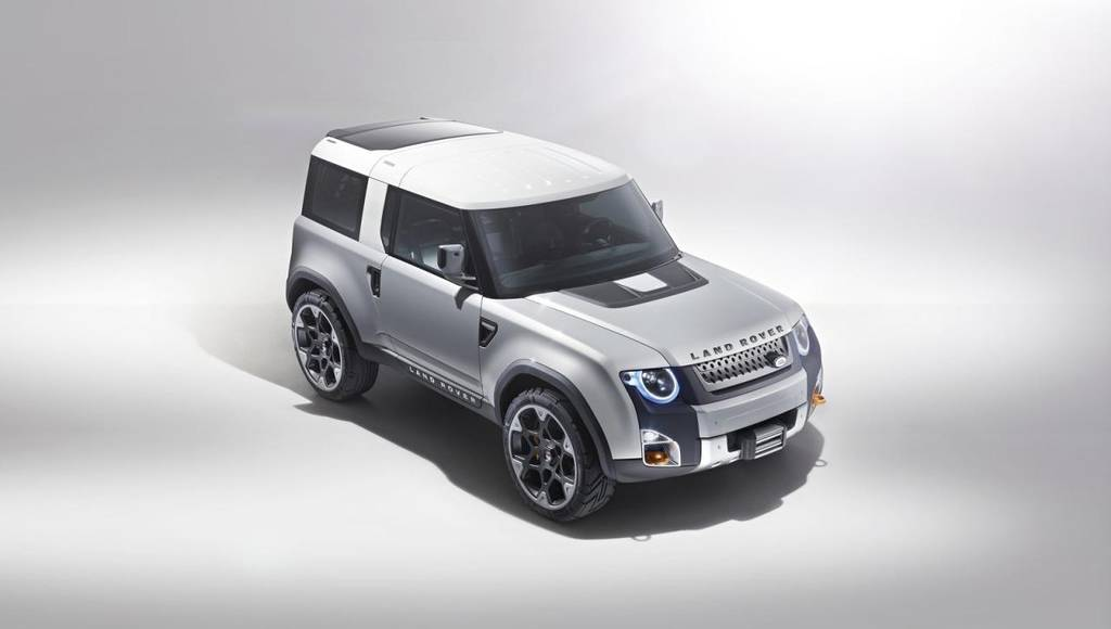 Next gen Land Rover Defender will come in 2016