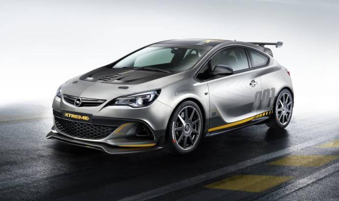 Next gen Opel Astra OPC will debut in 2017