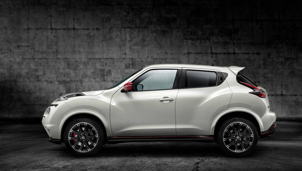 Nissan Juke Nismo facelift, prices announced