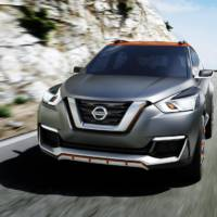 Nissan Kicks Concept unveiled ahead of Sao Paulo