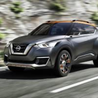 Nissan Kicks Concept unveiled ahead of Sao Paulo
