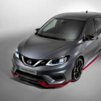 Nissan Pulsar Nismo Concept revealed in Paris