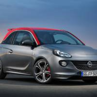 Opel Adam S sporty version introduced in Paris Motor Show