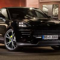 Porsche Macan Turbo updated to 450 HP thanks to TechArt