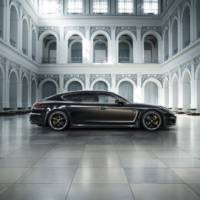 Porsche Panamera Exclusive Series introduced