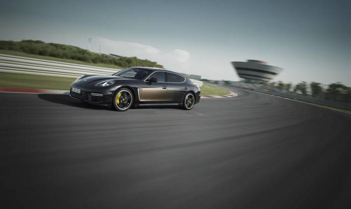 Porsche Panamera Exclusive Series introduced