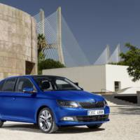 Skoda Fabia - New official details and pictures