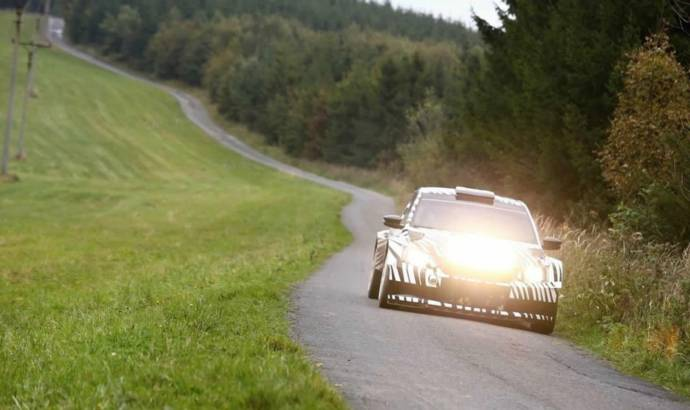 Skoda Fabia R5 - First official pictures
