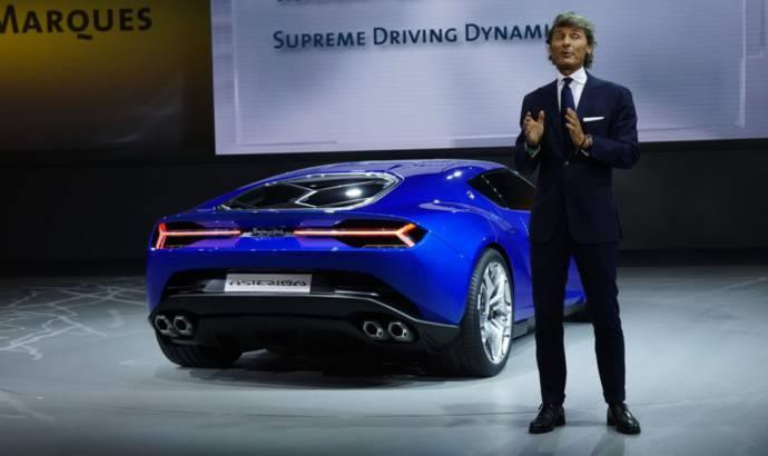 Stephan Winkelmann: Asterion Hybrid will not be built
