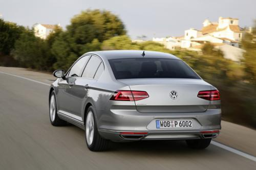 The new Volkswagen Passat is here