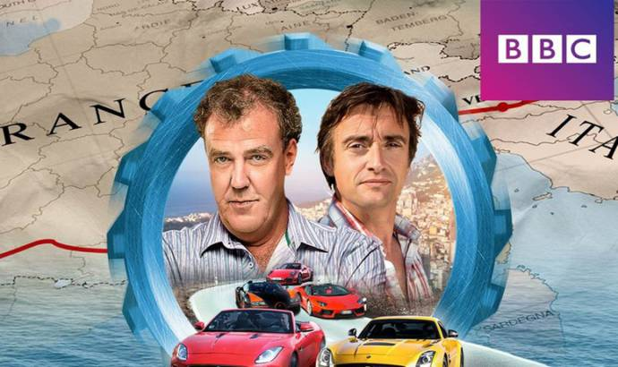 Top Gear released the The Perfect Road Trip 2 trailer