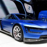 Volkswagen XL Sport is a hell of a concept