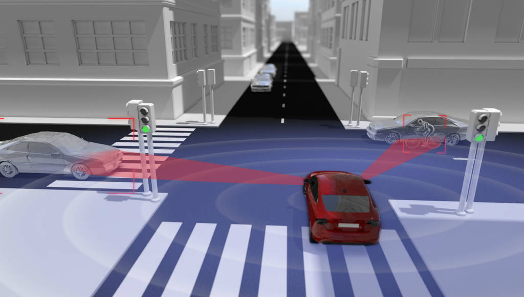 Volvo Sensor Fusion promises no accidents
