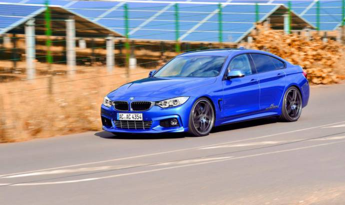 BMW 4 Series Gran Coupe tuned by AC Schnitzer