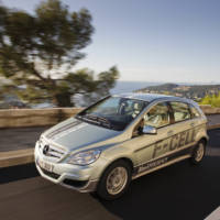 Mercedes-Benz B-Class F-Cell covered more than 300.000 km