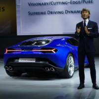 Stephan Winkelmann: Asterion Hybrid will not be built