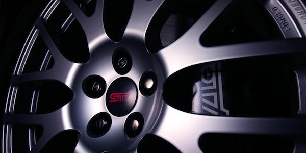 Subaru Forester STI - First teaser pictures