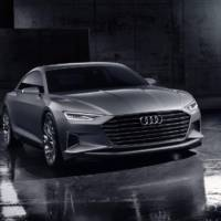 2014 Audi Prologue Concept unveiled in Los Angeles