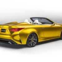 2014 Lexus LF-C2 Concept officially revealed