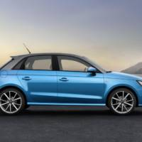 2015 Audi A1 facelift unveiled