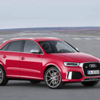 2015 Audi Q3 facelift - Official pictures and details