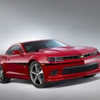 2015 Chevrolet Camaro Commemorative Edition unveiled