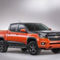 2015 Chevrolet Colorado Nautique concept previewed ahead of SEMA