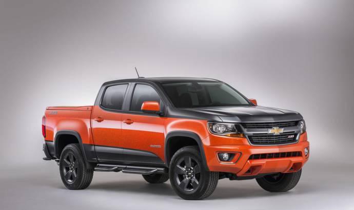 2015 Chevrolet Colorado Nautique concept previewed ahead of SEMA