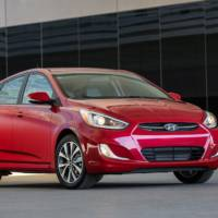 2015 Hyundai Accent revised in the US