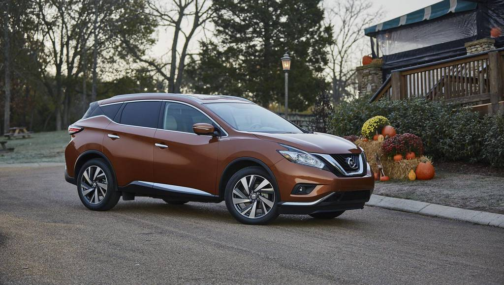 2015 Nissan Murano prices announced