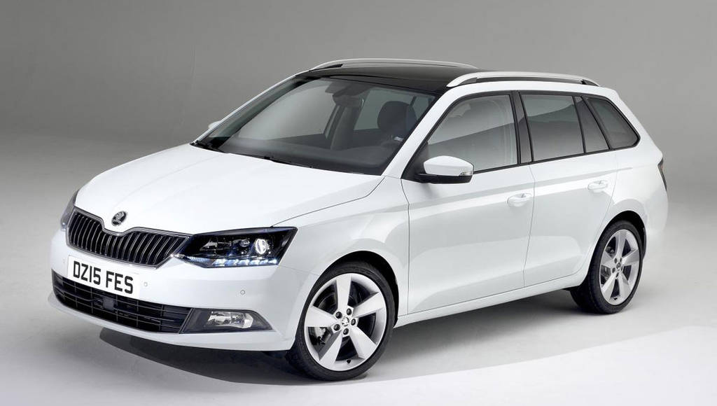 2015 Skoda Fabia prices announced for UK market