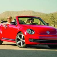 2015 Volkswagen Beetle - New engines and updated technologies