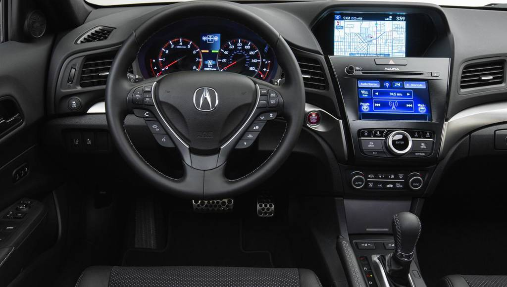 2016 Acura ILX unveiled with more power
