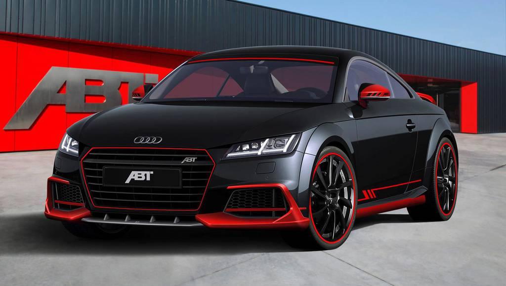 ABT Sportsline tuning kit for the new Audi TT