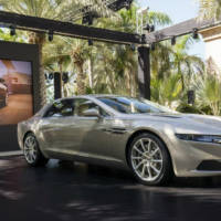 Aston Martin Lagonda Taraf introduced in Dubai