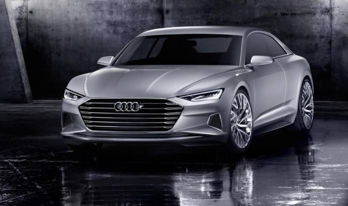 Audi Prologue Concept - Video on the streets