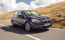 BMW 2 Series Active Tourer plug-in hybrid in the works