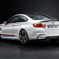 BMW M3 and M4 receive M Performance package