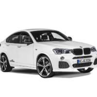 BMW X4 receives AC Schnitzer treatment