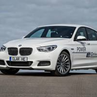 BMW unveils the 5 Series GT Power eDrive Concept