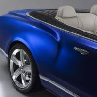 Bentley Grand Convertible is in fact a Mulsanne Cabrio