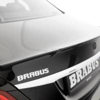 Brabus Mercedes C-Class tuning kit introduced